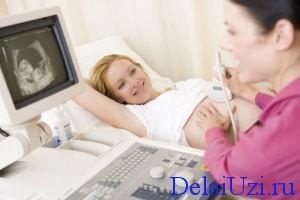 как рассчитать срок беременности по УЗИ