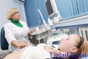 результаты узи молочной железы